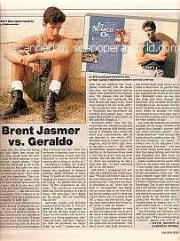 Brent Jasmer (Sly, B&B)