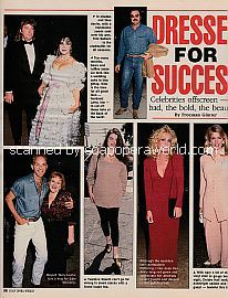 Best Dressed featuring Elizabeth Taylor and Larry Fortensky