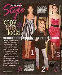 Copy This Look with Brittany Underwood of OLTL