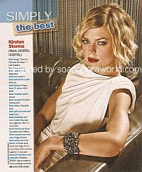 Simply The Best with Kirsten Storms (Maxie on General Hospital)