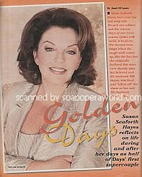 Interview with Susan Seaforth Hayes of Days Of Our Lives