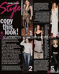 Copy This Look with Tamara Braun (Carly on General Hospital)