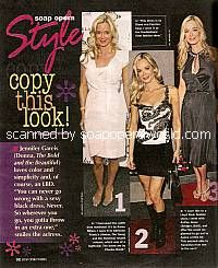 Copy This Look with Jennifer Gareis of B&B