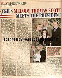 Melody Thomas Scott (Nikki, Y&R)