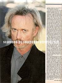 Anthony Geary played the role of Bill Eckert on GH