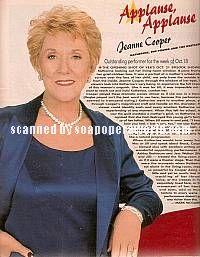 Jeanne Cooper (Katherine, Y&R)