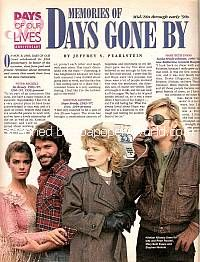 Memories Of Days Gone By (Days Of Our Lives)