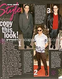 Copy This Look with Christian LeBlanc (Michael, Y&R)