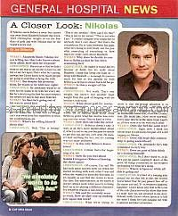 A Closer Look with Tyler Christopher (Nikolas, GH)