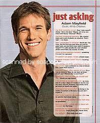 Adam Mayfield (Scott, AMC)