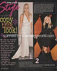 Copy This Look with Catherine Hickland (Lindsay on One Life To Live)