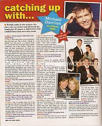 Catching Up With Michael Damian (ex-Danny, Y&R)