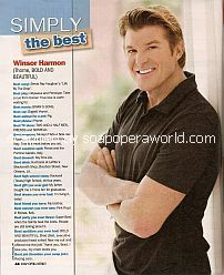 Simply The Best with Winsor Harmon (Thorne on The Bold & The Beautiful)