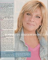 Interview with Kim Zimmer (Reva on Guiding Light)