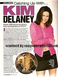 Kim Delaney (ex-Jenny, AMC)