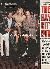 The Bay City Boys of Another World