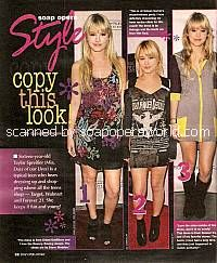 Copy This Look with Taylor Spreitler (Mia, DAYS)