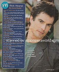 FYI with Rick Hearst (Ric on General Hospital)