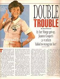Interview with Jeanne Cooper (Kay/Marge on The Young & The Restless)