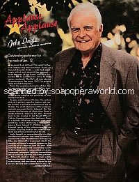 Applause, Applause for John Ingle of General Hospital