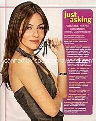 Just Asking with Vanessa Marcil Giovinazzo (Brenda on General Hospital)