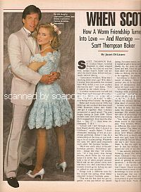 Marcy Walker and stephen collins