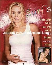 Alicia Leigh Willis (Courtney, GH)