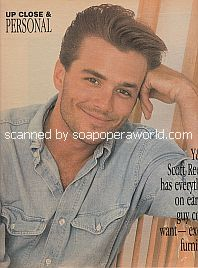 Interview with Scott Reeves (Ryan on The Young and The Restless)