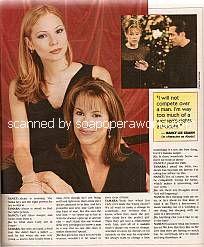 Tamara Braun & Nancy Lee Grahn (Carly & Alexis, GH)