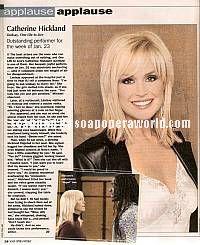 Catherine Hickland (Lindsay, OLTL)