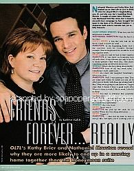 Interview with Nathaniel Marston & Kathy Brier (Michael and Marcie on One Life To Live)