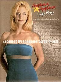 Cynthia Watros (Annie, GL)
