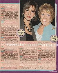 Interview with Jess Walton & Jeanne Cooper (Jill & Katherine on The Young & The Restless)