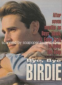 Interview with J. Eddie Peck (Hawk on Days Of Our Lives)