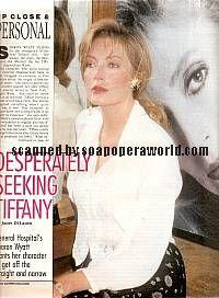 Sharon Wyatt (Tiffany, GH)