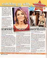 Catching Up with McKenzie Westmore (ex-Sheridan on Passions)