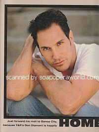 Don Diamont of The Young and The Restless