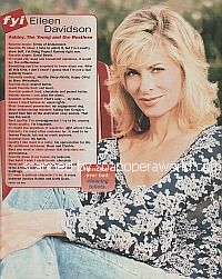 FYI with Eileen Davidson (Ashley on The Young & The Restless)