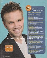 FYI with John Brotherton (Jared on One Life To Live)