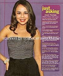 Just Asking with Janel Parrish (Mona on Pretty Little Liars)