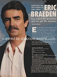 Interview with Eric Braeden (Victor Newman on The Young and The Restless)