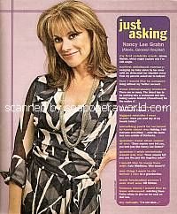 Just Asking with Nancy Lee Grahn (Alexis on General Hospital)