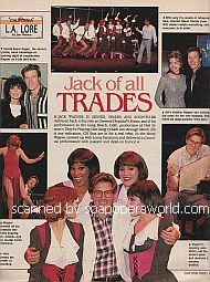 Pictorial featuring Jack Wagner (Frisco on General Hospital)