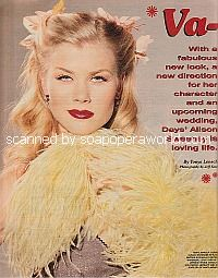 Interview with Alison Sweeney of Days Of Our Lives