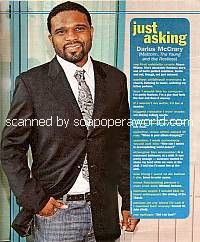 Just Asking with Darius McCrary (Malcolm on The Young & The Restless)