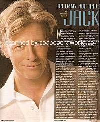 Jack Wagner (Nick, B&B)