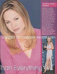 Interview with Sarah Brown (Carly on General Hospital)