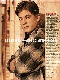 Bryan Dattilo (Lucas, DAYS)