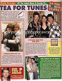 Soap Scoops for ATWT