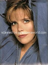 Sonia Satra (Lucy Cooper on Guiding Light)